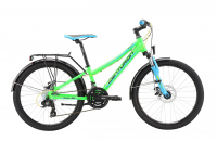 "велосипед '18 centurion r'bock 24-d eq колесо:24"" рама:one size lightgreen (2000053532716)"