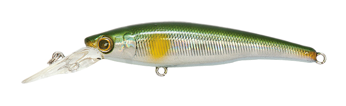 воблер c'ultiva rip'n minnow (suspend) 7 см, 6.3гр, rm-70sp-31