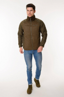 "пуховик ""honor -15"" dark brown ( parelli , primaloft ) (xl)"