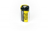 батарея armytek cr123a lithium battery 1600 mah