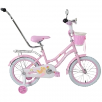"велосипед kespor 16"" princess розовый"