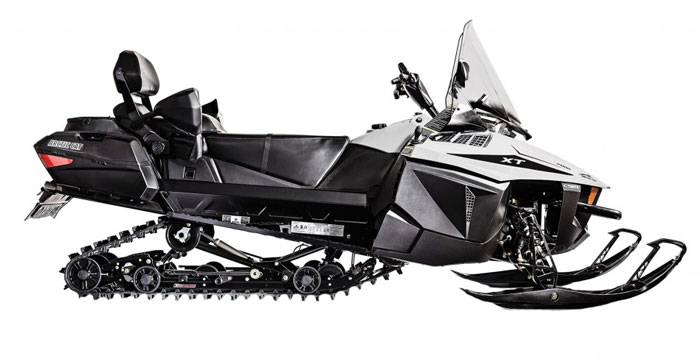 снегоход arctic cat pantera 7000 xt limited черный