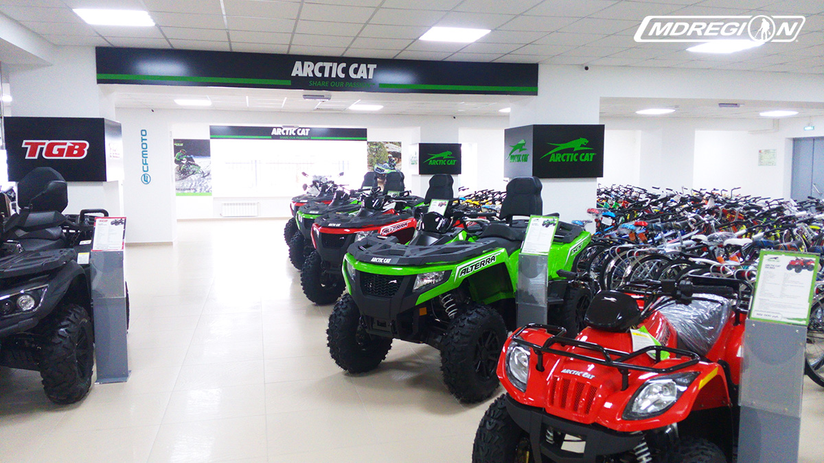 Отдел ARCTIC CAT