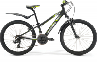 "велосипед '17 merida matts j24 marathon колесо:24"" рама:one size black/green/white"