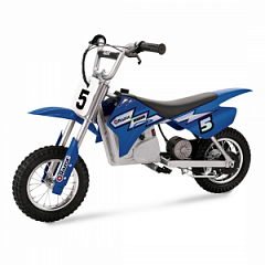 электро-байк razor dirt rocket mx350 - синий