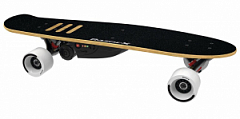 электроскейт razor electric skateboard cruiser - чёрный